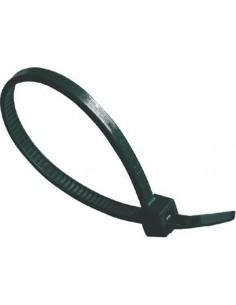 Brida nylon negra 7.8x240 bolsa 100 de norma
