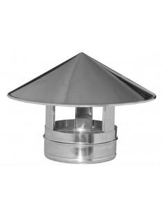 Sombrerete sw pellet inoxidable 316l 080mm de dinak