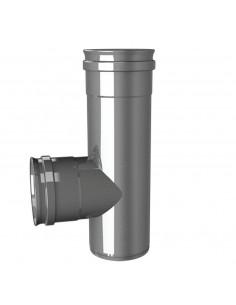 Te sw pellet inoxidable 316l 90º mhh 080mm con junta de dinak