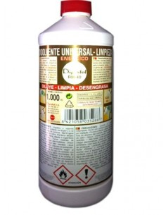 Disolvente universal rm-40 1l. plastico de dipistol caja de 12