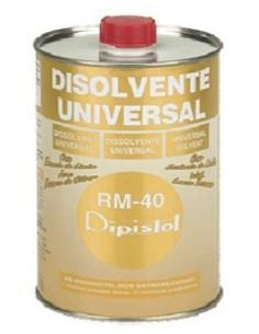 Disolvente universal rm-40 25l. de dipistol