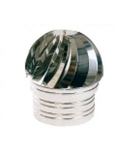 Sombrerete extractor ghibli inoxidable 175mm de dakota