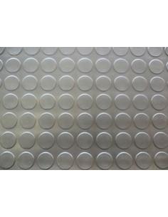 Pavimento redondo liso 1,25x15(3-4mm)18,75m2 de dicsa