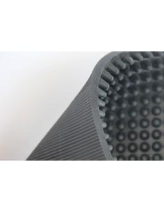 Alfombra negro picos 1,00x8,00(15mm)-8m2 de dicsa