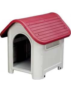 Caseta perro resina pequeña 35021 de faura