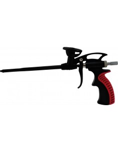 Pistola teflonada pf-16 profesional poliuretano de faherma