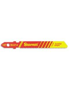 Hoja sierra calar bu214-050mm multi bl5pz de starrett