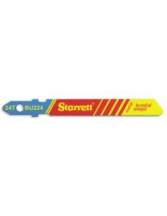 Hoja sierra calar bu224-050mm metal bl5pz de starrett