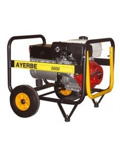 Generador 420040 5000 h-mn honda gx-270 de ayerbe
