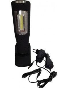 Lampara led recargable ay-3w 12v/230v 620450 de ayerbe