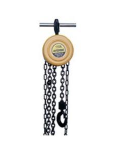 Polipasto ay-1000-p 580400 cadena 6mm de ayerbe