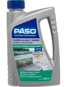 Elimina algas/verdín intenso 702011 1lt de paso profesional