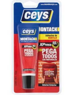 Montack xpress 507264 100gr blíster de ceys caja de 12 unidades