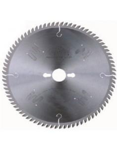 Disco ingletadora md 250x3,2x30 z80 aluminio de c.m.t.