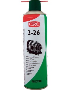 Spray aceite 2-26 250 ml dieléctrico de c.r.c. caja de 12