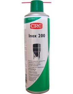 Spray inoxidable 200 antioxidante 500 ml 32337 de c.r.c. caja