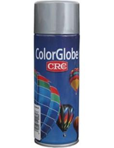 Spray pintura negro satinado ral9005 200ml de c.r.c. caja de 6