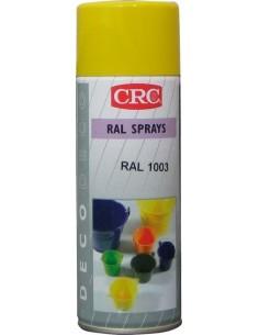 Spray pintura marrón chocolate ral8017 200ml de c.r.c. caja de