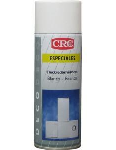 Spray pintura blanco electrodomésticos 400ml de c.r.c. caja de