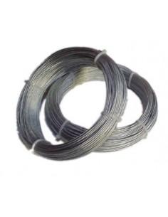 Cable galvanizado plastificado 2x4/6x07 + 1 de cables y