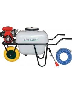 Fumigadora gasolina 1 rueda 4t 2,5hp 100l 20bar de sport garden