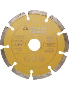 Disco diamante 50711-230 basic laser de bellota