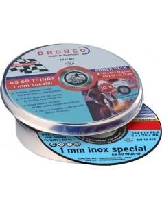 Disco dronco as60tinoxidable 115x1x22,2 pack de dronco
