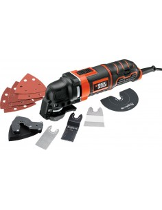 Multiherra mt300ka-qs 300w de black & decker