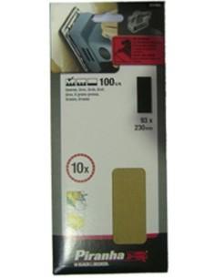 Accesorio x31065xj hoja lija 1/3 92x230 g-100 de black & decker