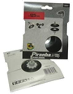 Accesorio x32031xj plato caucho 125mm con espigo de black &