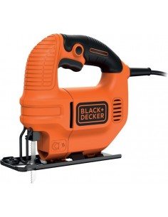 Sierra calar ks501-qs 400w 65mm de black & decker