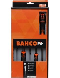 Juego destornillador bahcofit b219.006 6pz de bahco