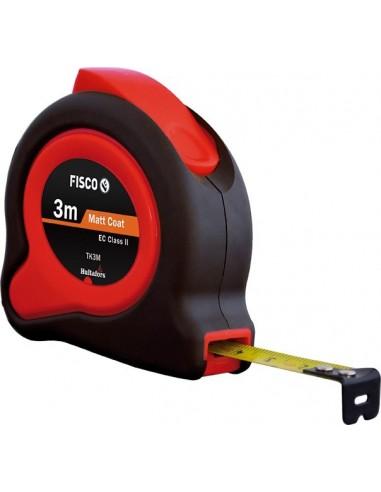 Flexómetro tk3m 13mm tuf-lok de fisco