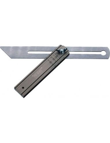 Falsa escuadra mango aluminio 250mm 504853 de vogel