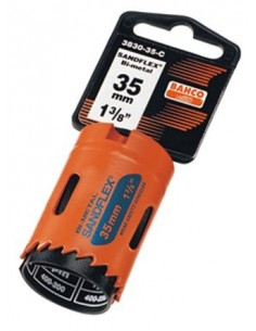 Corona perforadora 3830-020 mm de bahco
