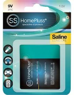 Pila petaca salina homepluss 3r12 4,5v de marca caja de 12