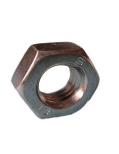 Tuerca hexagonal din 934/8 m-10 zincada de gfd caja de 100