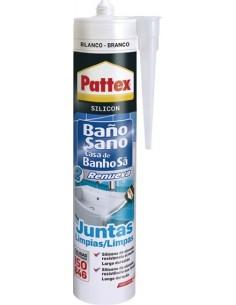 Baño sano moho 280ml 1994664 blanco de pattex caja de 12