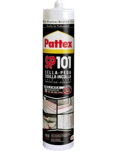 Sista sp-101 2024183 280ml negro de pattex caja de 25 unidades