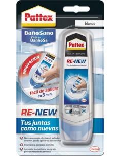 Pattex re-new 2045060 100ml blanco de pattex caja de 12 unidades