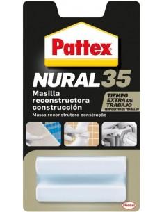 Nural 35 masilla reconstructora de construcción de pattex