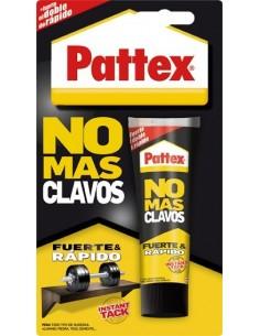 Pattex no + clavos 150gr1952431 tubo de pattex caja de 12