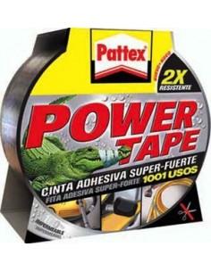 Pattex power tape 1669710 50x25 gris de pattex