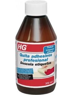 Quita adhesivos profesional 160030130 300ml de hg caja de 6