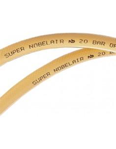 Manguera super nobelair 198106/8x13 crema r/50m de hozelock