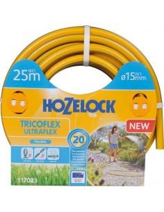 Manguera tricoflex ultraflex 117023 15mm 25m de hozelock