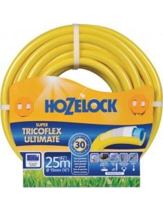 Manguera supertricoflex 139071/15mm amarilla r/25m de hozelock