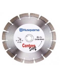 Disco cantero super 543031876-230mmx22,2 de husqvarna
