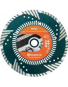Disco turbo 543087373 mt65 115x22,2 de husqvarna