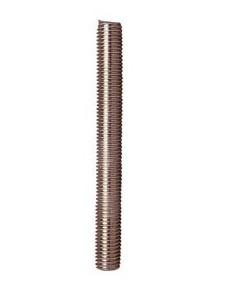 Varilla roscada 975 a-2 m6x1mt inoxidable de hispanox
